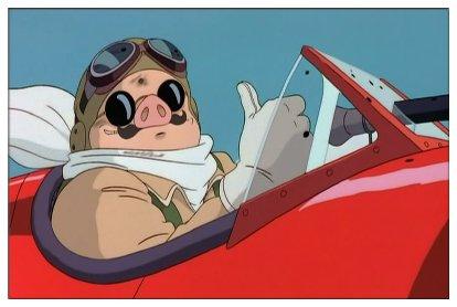 紅の豚 ポルコ 人間